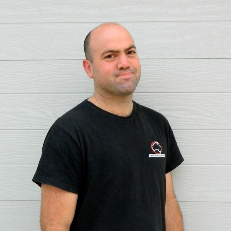 Luke Thomas - INSTRUCTOR