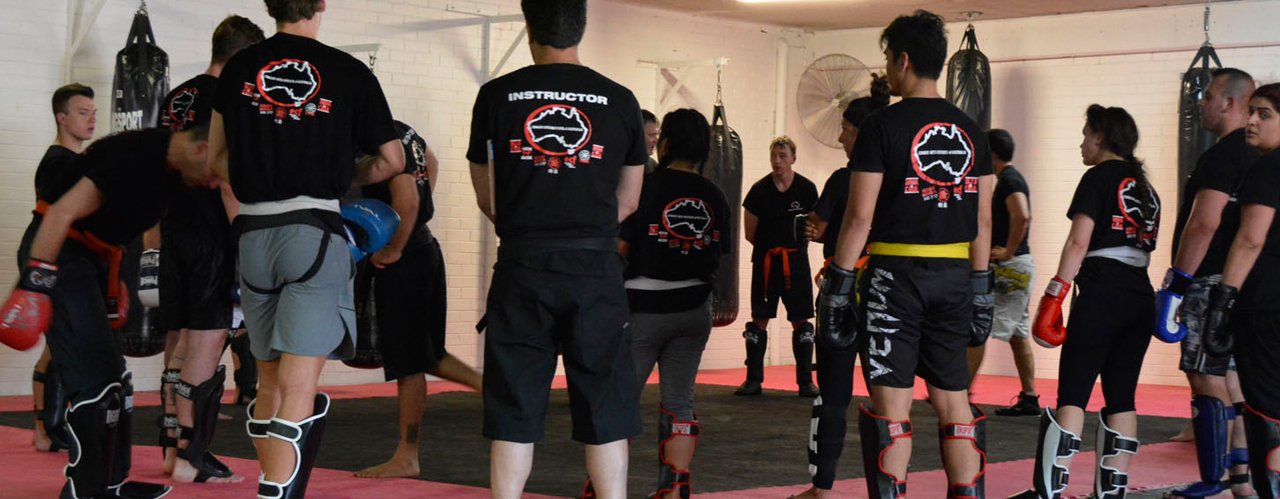 perth corporate krav maga classes