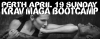 Perth Krav Maga Bootcamp April 19