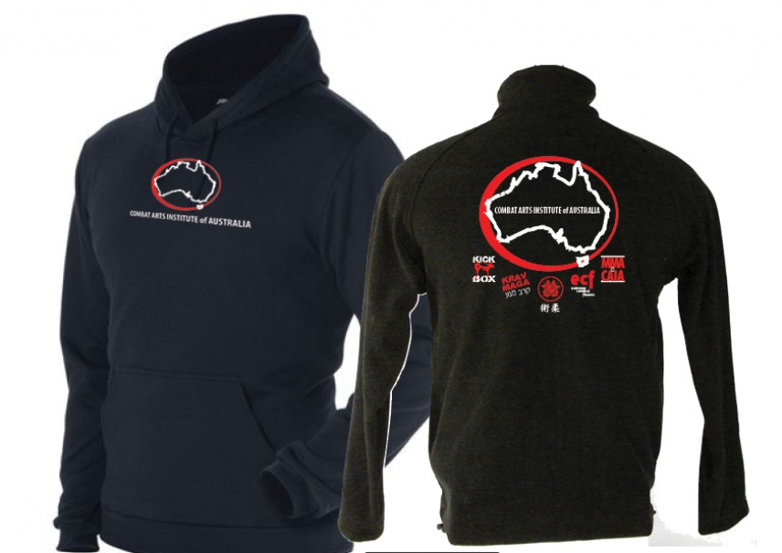NEW! CAIA HOODIES